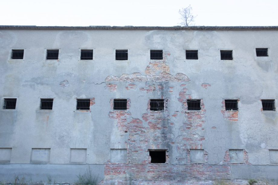 Dilapidated part of Prora